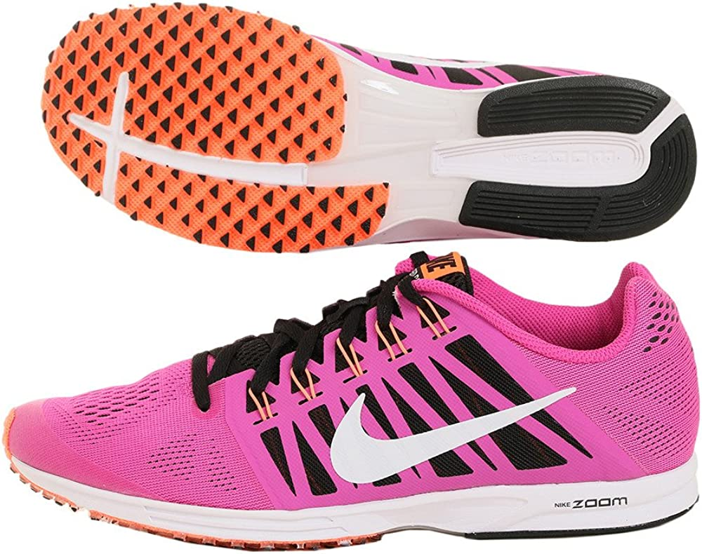 Nike 749360-601, Zapatillas de Trail Running Unisex Adulto, Rosa (Fire Pink/White Black Bright Mango), 43 EU: Amazon.es: Zapatos y complementos