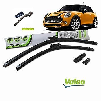 Valeo_group Valeo Juego de 2 escobillas de limpiaparabrisas Especiales para Mini Cooper: Amazon.es: Coche y moto