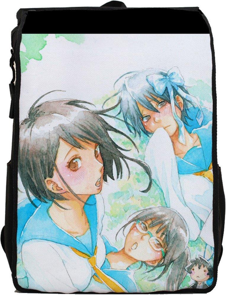 SiawaseyニセコイアニメFalse Loveコスプレメッセンジャーバッグバックパックスクールバッグ   B015V2C8BA