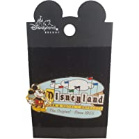 Disney Pin - DLR - Disneyland Hotel Retro Entrance Sign