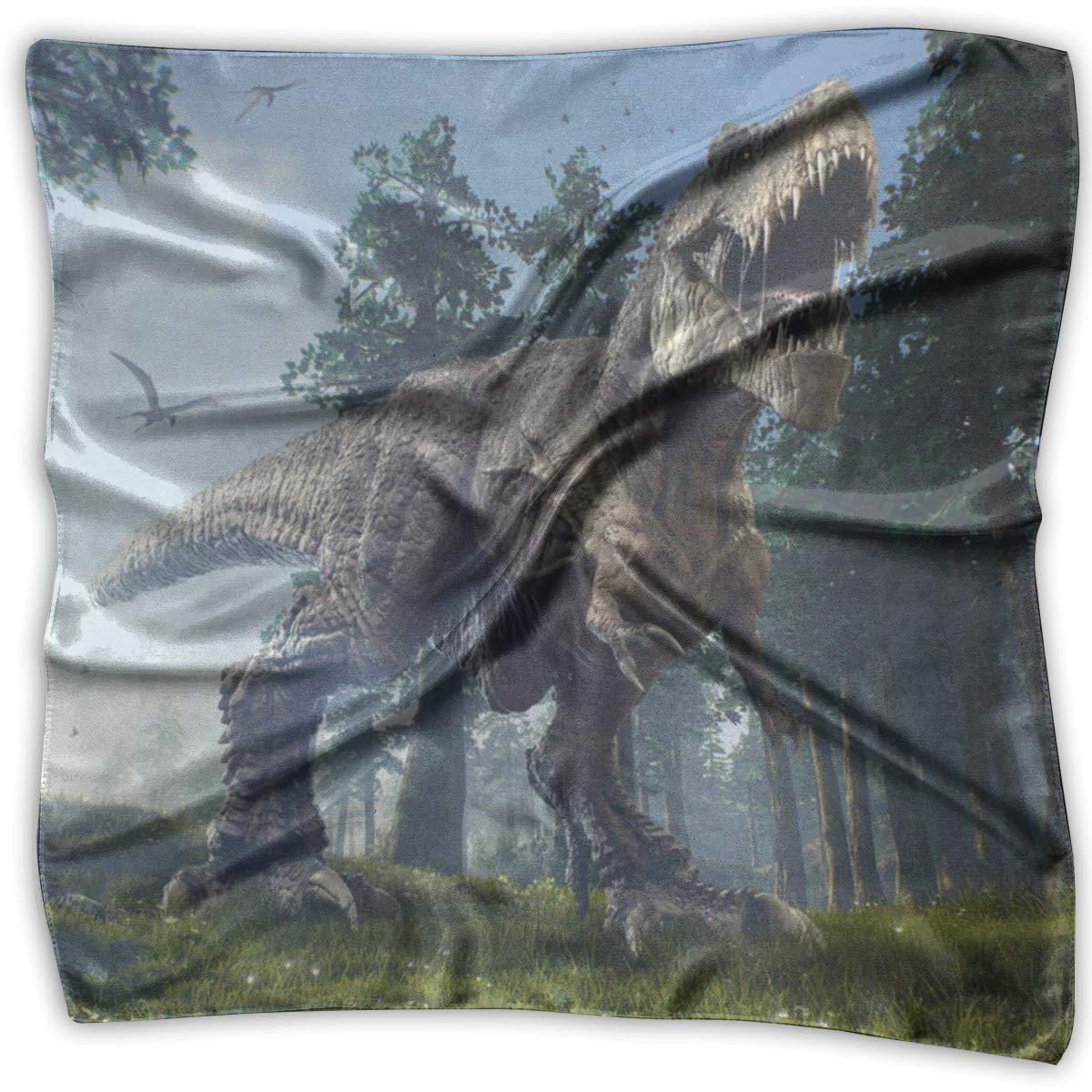 Hipiyoled Pañuelo cuadrado Bandolera de dinosaurio primitivo ...