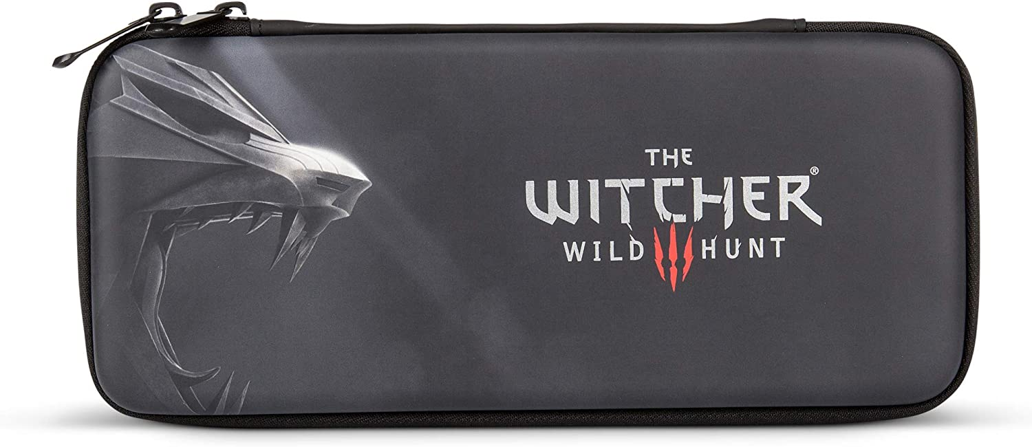 PowerA - Estuche discreto para Nintendo Switch Witcher 3 (Nintendo ...