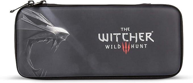 PowerA - Estuche discreto para Nintendo Switch Witcher 3 (Nintendo ...