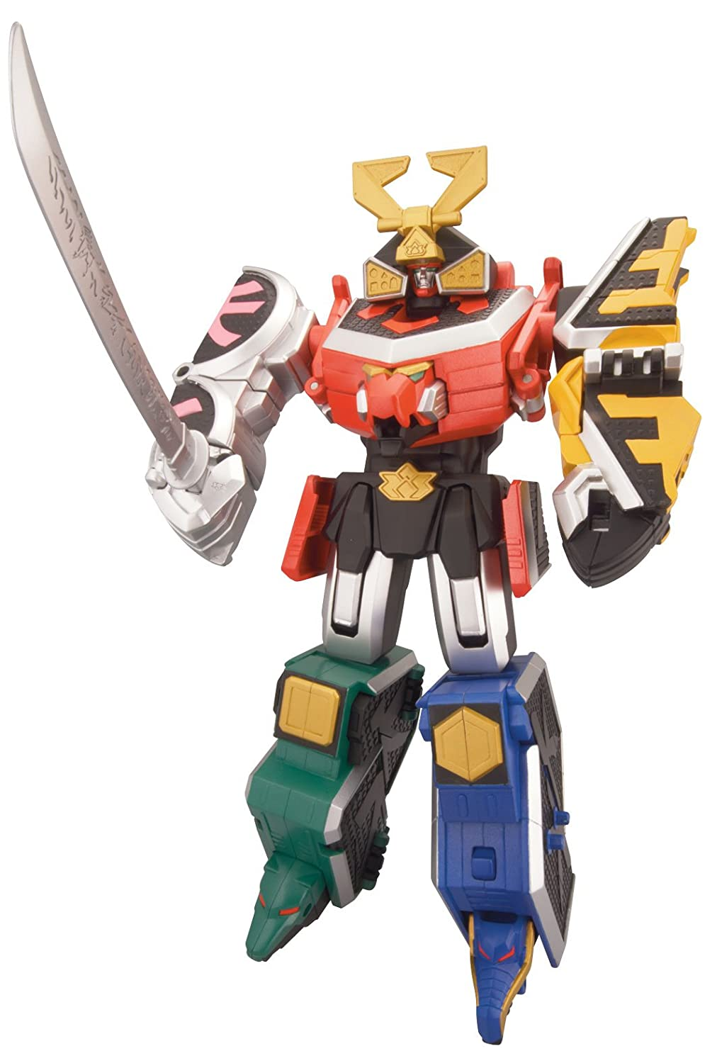 Power Ranger Samurai Megazord Action Figure