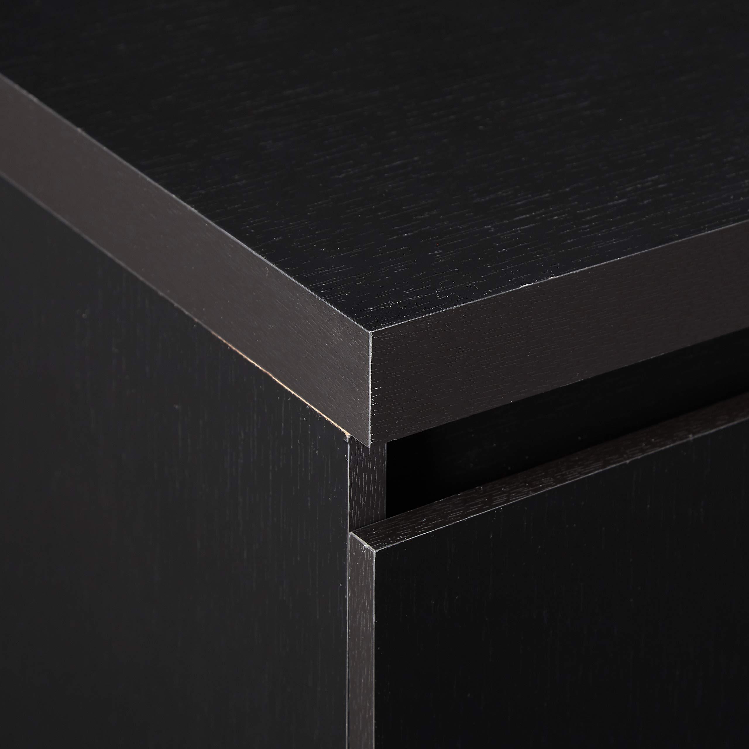 Manhattan Comforts 100653-MC Viennese Sideboard Black Matte by Manhattan Comforts (Image #4)