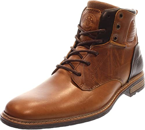 BULLBOXER Schuhe Stiefelette 500K54654AFIBK schwarz NEU