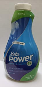 Melapower 9X Detergent-96-load, Mountain Fresh