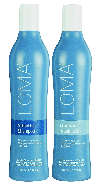Loma Moisturizing Shampoo and Treatmentment Duo 12 oz