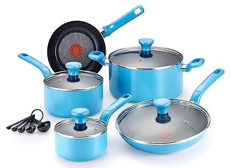 Amazon.com: Juego de utensilios de cocina. Mejor 14 piezas ...