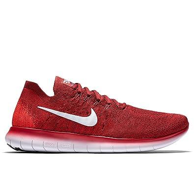e7d16f187201 NIKE Men s Free Rn Flyknit 2017 Trail Running Shoes  Amazon.co.uk ...