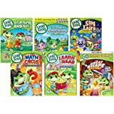 Leapfrog A Tad Of Christmas Cheer Dvd.Leapfrog 15 Dvd Mega Pack Learn To Read At The Storybook