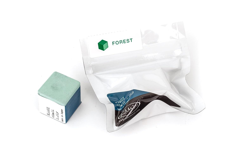 Billardkreide Kamui 1.21 beta, forest (grün) forest (grün)