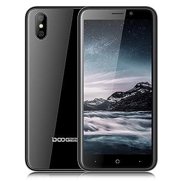 Télephone Portable débloqué Pas Cher 3G, DOOGEE X50 2019 Smartphone, Mobile 5,0 Pouces, Android Go, ...