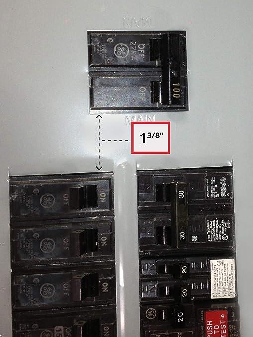 GE-100A General Electric GE Generator Interlock Kit 100 or 125 amp panels