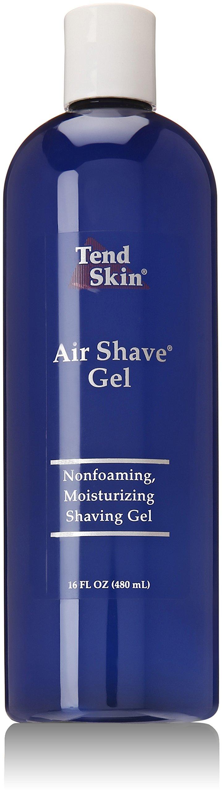 Tend Skin Air Shave Gel, 16 oz by Tend Skin