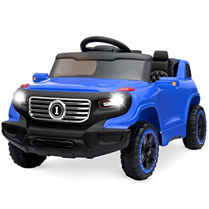 Amazon Com Best Choice Products 6v Kids Ride On Car Truck W Parent