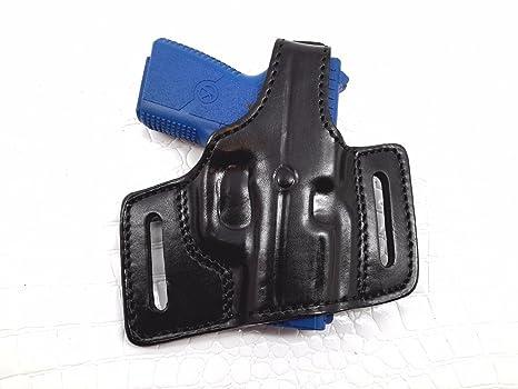 Kahr PM9 Yaqui Slide Style Thumb Break Right Hand Belt Holster