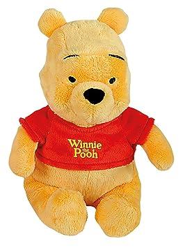 SIMBA 6315872630 Disney Winnie the Pooh - Peluche de Winnie the Pooh básico (25 cm