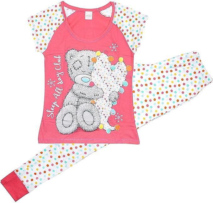 Womens Pyjamas Me to You Pjs Tatty Teddy Bear Ladies Sleep Club Teens 8 to 22