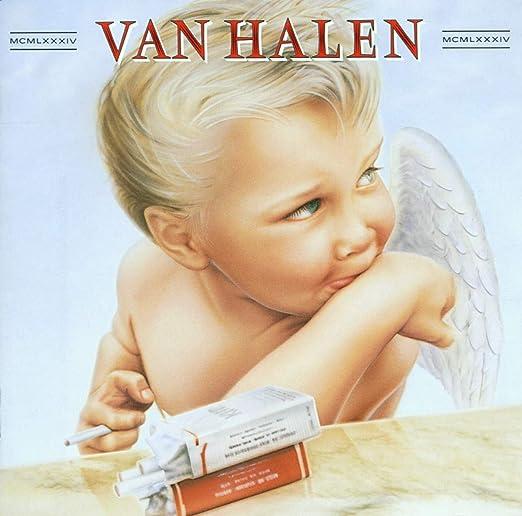 Van Halen 1984 Music