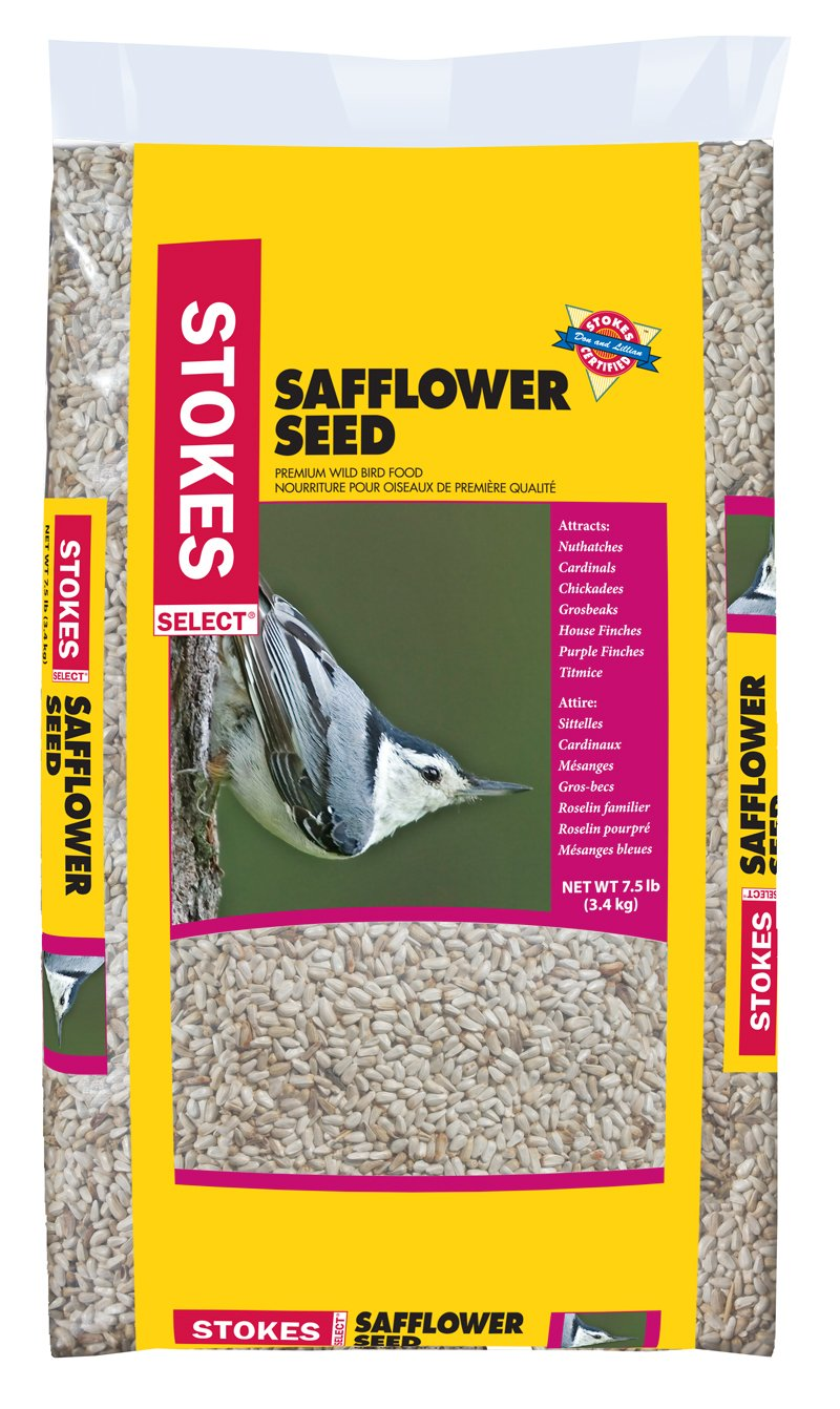Stokes Select Stk5830-07 Premium Safflower (7.5 Lbs) Red River