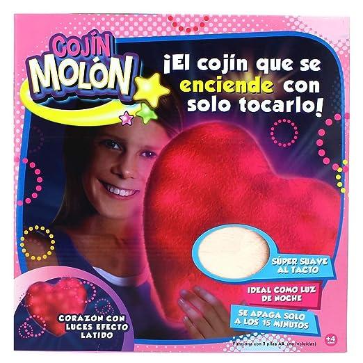 Cojín Molón - Modelo: corazón que late