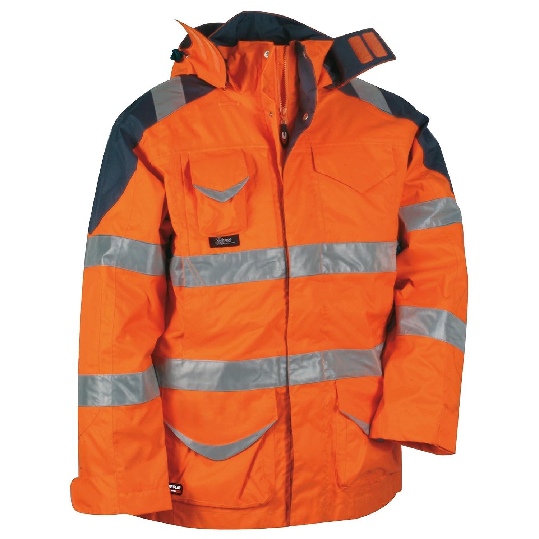 44 Cofra 40-00V02401-44 naranja Chaqueta de seguridad
