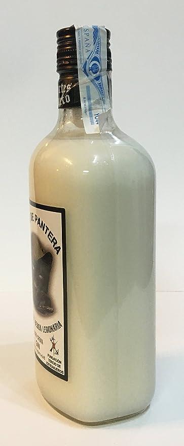 Licor Leche de Pantera 70cl. La Maroma Gourmet. Productos Andaluces de La Sierra de Grazalema, Cádiz, España. (1): Amazon.es: Alimentación y bebidas