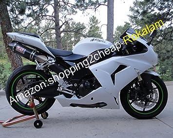 Hot Sales,2006 2007 ZX 10R Moto Body Parts Set para Kawasaki ...