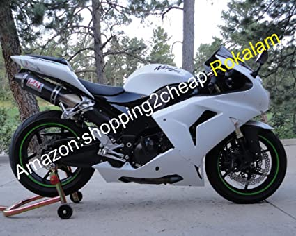 Hot Sales,2006 2007 ZX 10R Moto Body Parts Set para Kawasaki ...