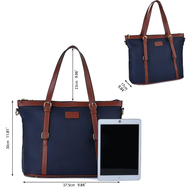 1b65126eec Bageek Borse Tracolla Donna Nylon Borse Donna Borse a Spalla Borsa Tote Bag  Borse a Mano: Amazon.it: Valigeria