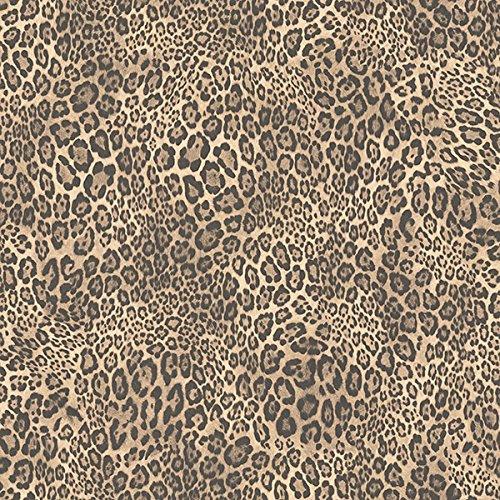 Galerie Wallcoverings STEAMPUNK G56233 Leopard Spots ()