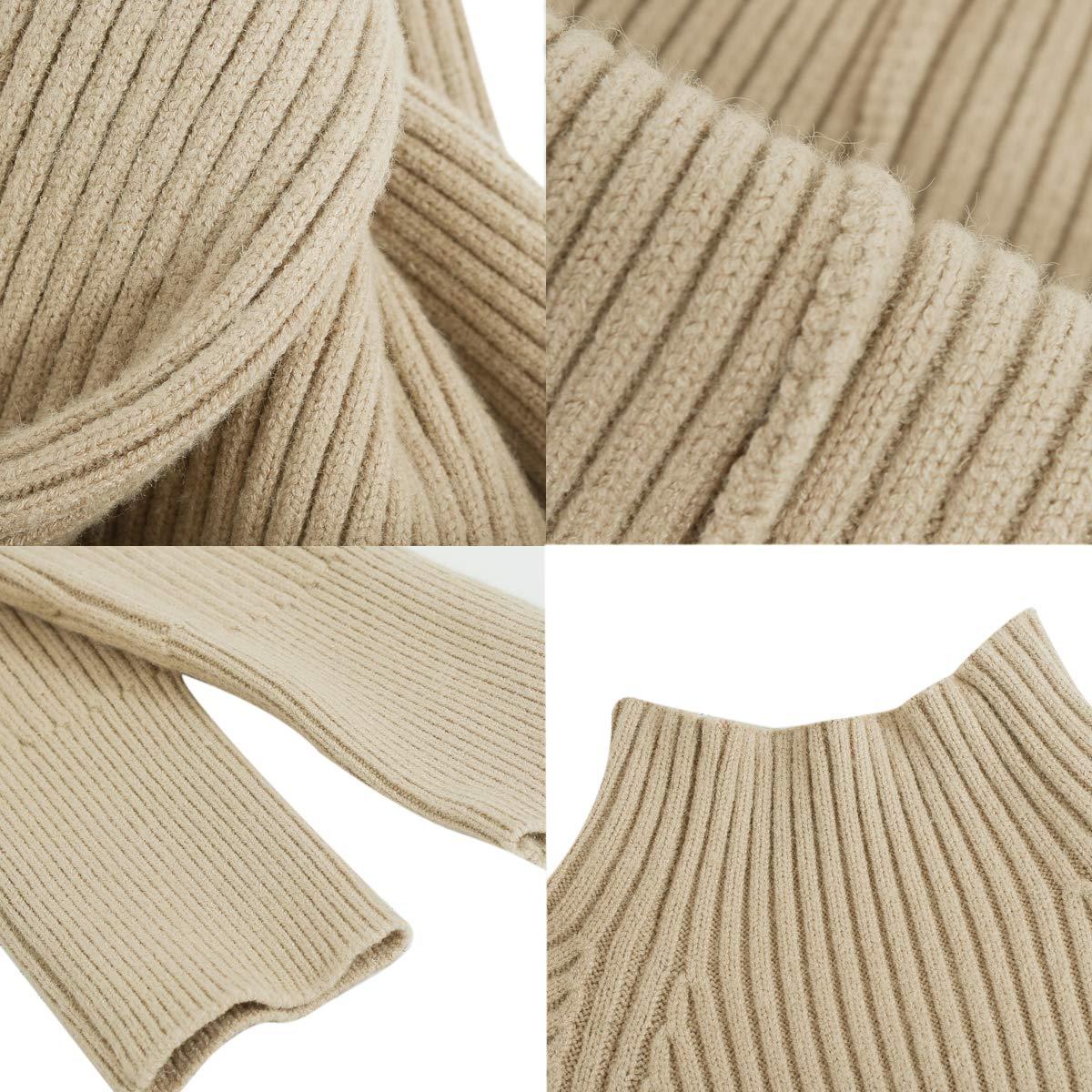 Secchic Sweaters (Apricot, Medium)