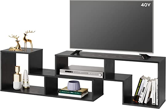 Amazon.com: DEVAISE Flat Screen TV Stand for 45 50 55 65 inch TV