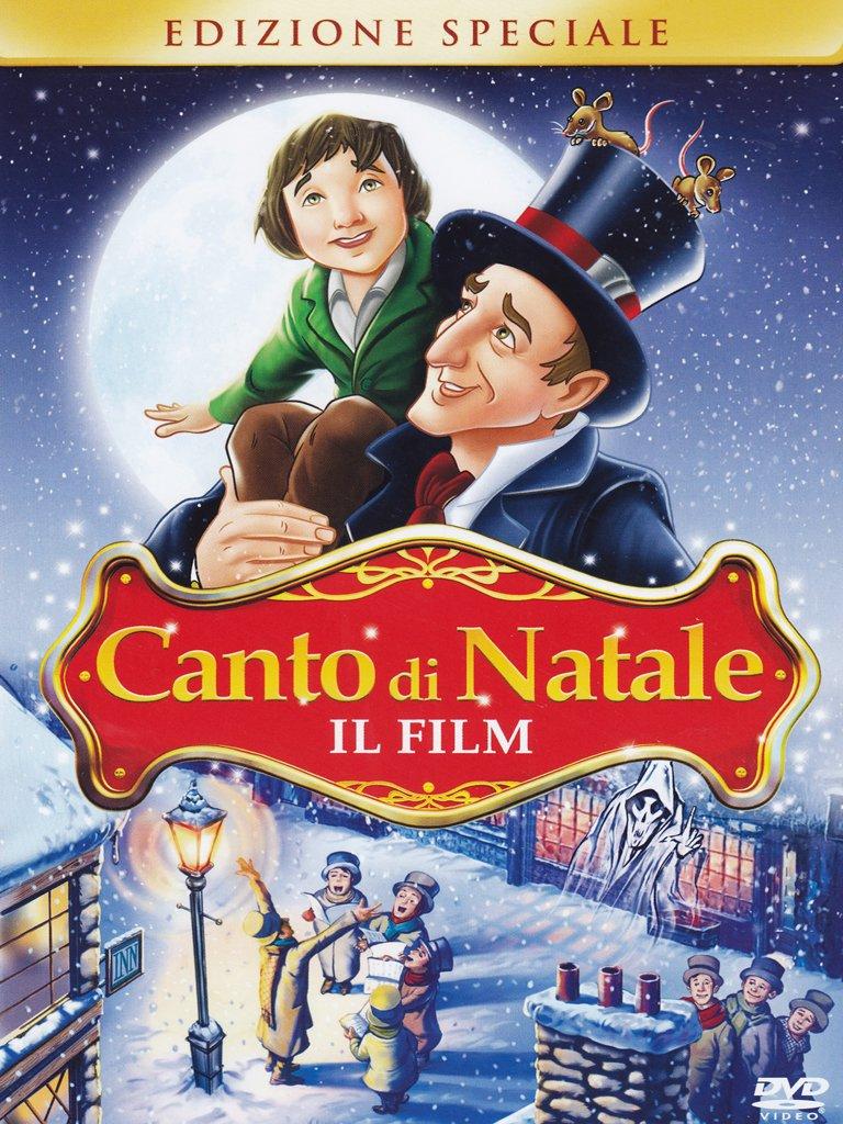 Film Di Natale.Amazon Com Canto Di Natale Il Film Se Italian Edition Movies Tv