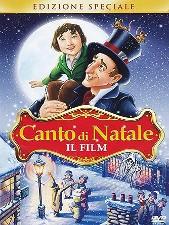 Film Natale.Amazon Com Canto Di Natale Il Film Se Italian Edition