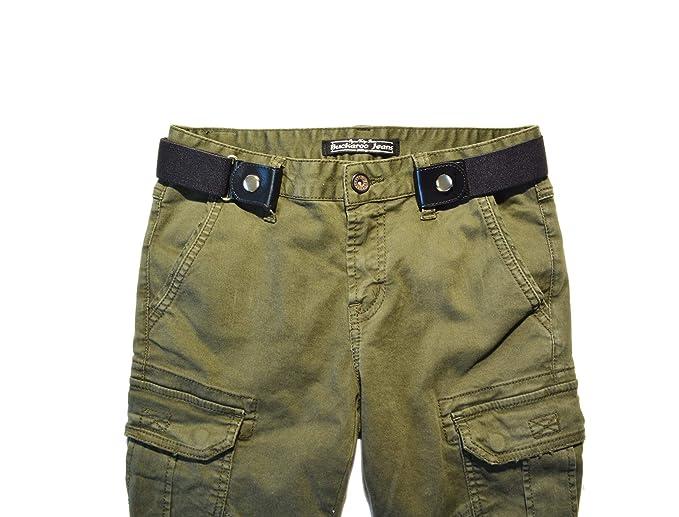 b96188a1b4895 FreeBelts - Buckle-Free Easy Elastic Adjustable Kids' Belt. No Buckle, No