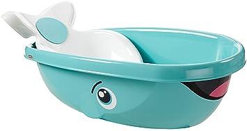 Amazon.com : Fisher-Price Whale of a Tub Bathtub : Baby