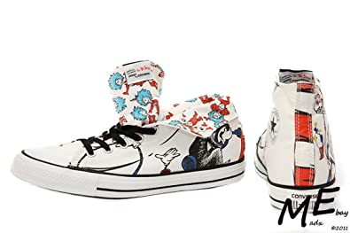 Image Unavailable. Image not available for. Color  Converse Chuck Taylor Dr  Seuss ... 2c60c7b29