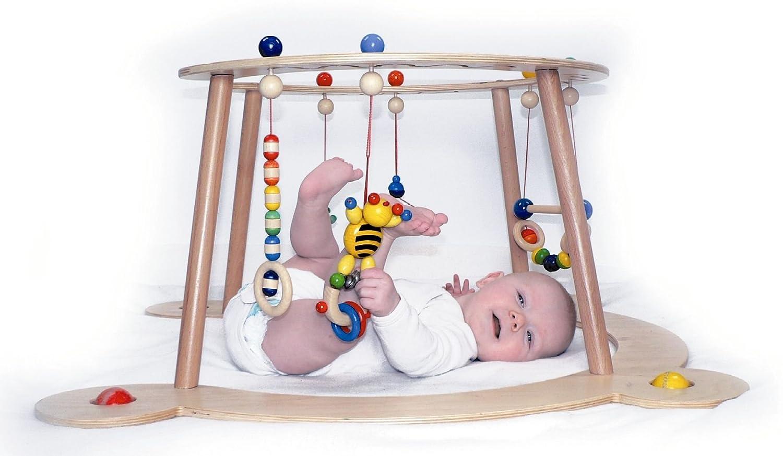 Baby KöStlich Baby Fehn Spielbogen Motorik