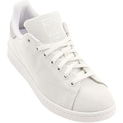 the latest 2a8dc ad5fb adidas Stan Smith Mens in Light Solid Grey/Running White by