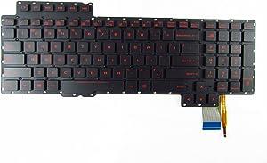 New Asus ROG G752 G752VL G752VT G752VY Series Laptop Keyboard US Backlit Black