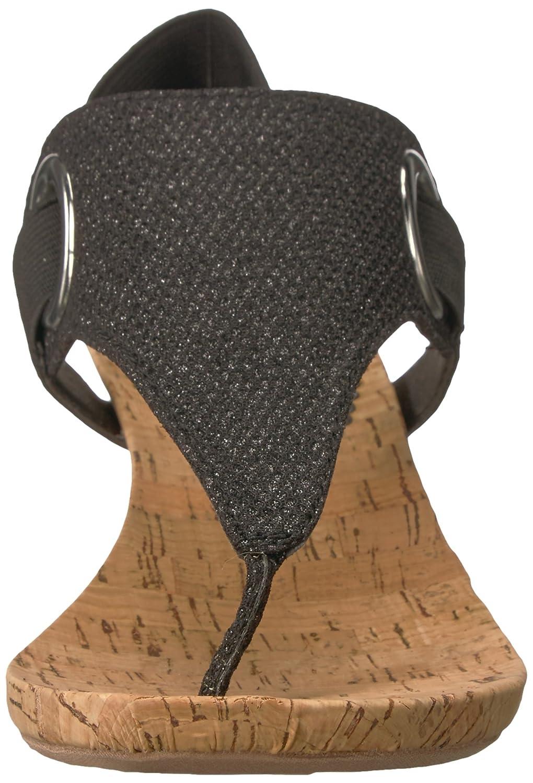 Weiß schwarz Mountain Frauen Aida Offener Zeh Leger Platform Sandalen schwarz Weiß Glitter bc2bf2