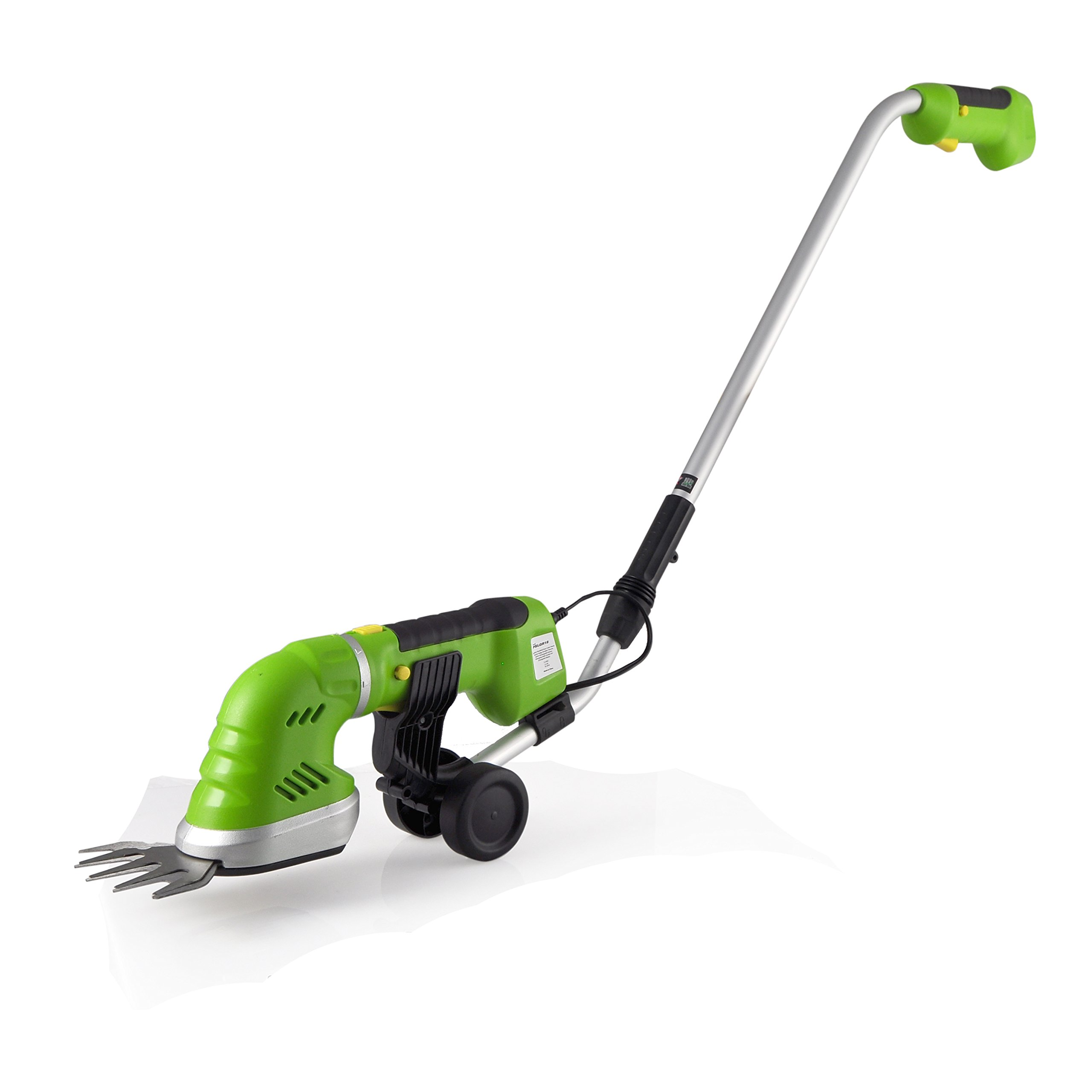 SereneLife AZPSLGR18 Cordless Handheld Grass Cutter Shears