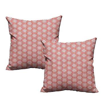 Amazon.com: Fundas de almohada para cintura, constelación ...