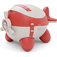 Airplane Kids Potty Training Seat Toilet for Boys & Girls Toddlers-Premium Baby Potty Chair Toilet-Sturdy Seatback with…