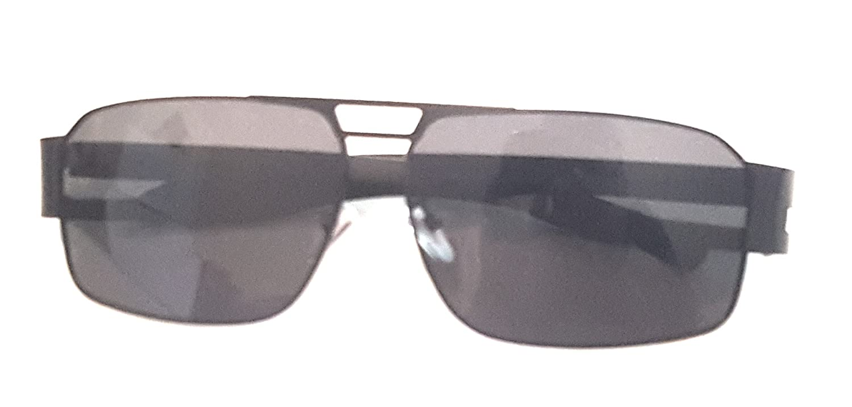 c8e701bf6deb Amazon.com  XXL extra large Classic Pilot Polarized Sunglasses for big wide  heads 150mm by ATX Optical (Black