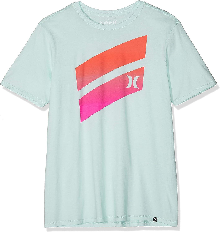 Hurley M Icon Slash Gradient Camiseta Hombre