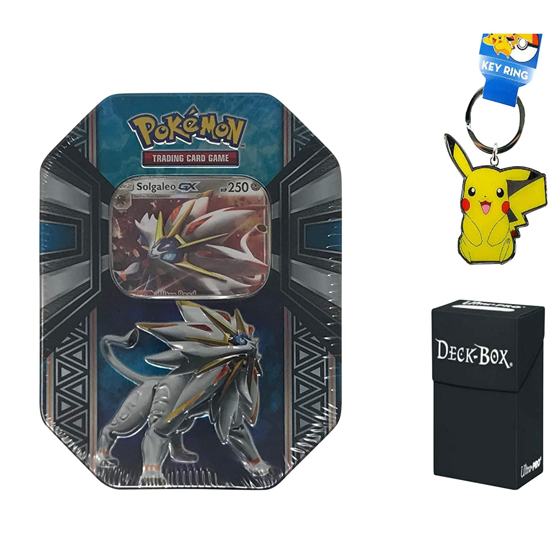 Pokemon Alola Collection Solgaleo GX Box Sealed Pokémon Sealed Decks & Kits