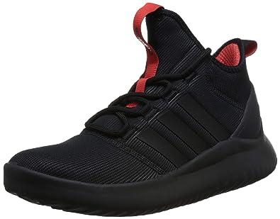 4dd82ee7f406 adidas Men s Cloudfoam Ultimate B-Ball Basketball Shoes Black ...